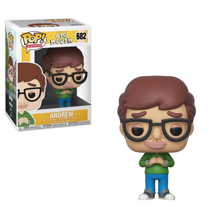 POP! TV: Big Mouth - Andrew