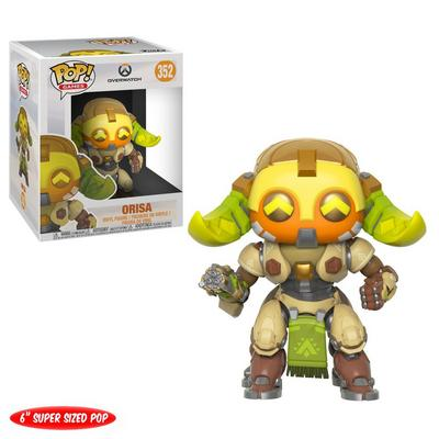 POP! Games: Overwatch Series 4 6 Inch Orisa