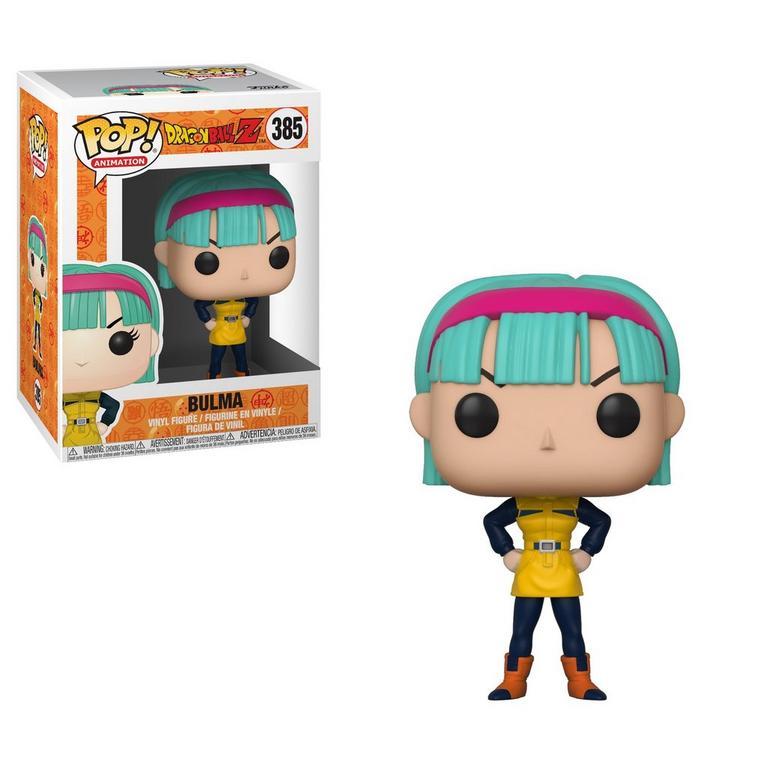 POP! Anime: Dragon Ball Z - Bulma (Namek)