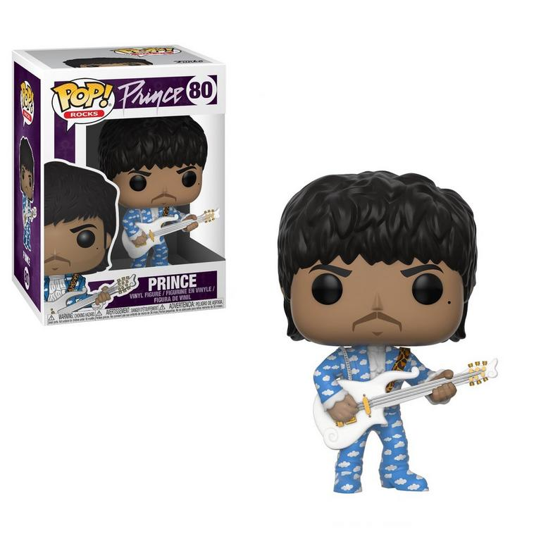 POP! Rocks: Prince Around the World in a Day