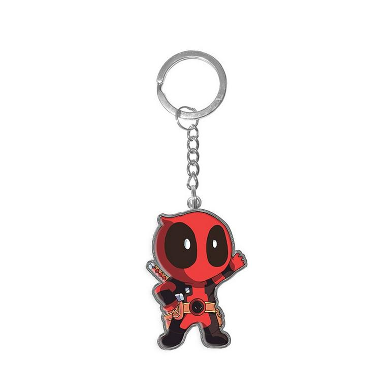 Deadpool Chibi Keychain