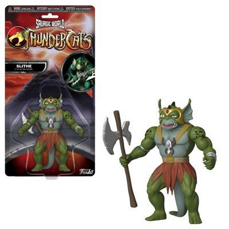 ThunderCats Slithe Savage World Action Figure