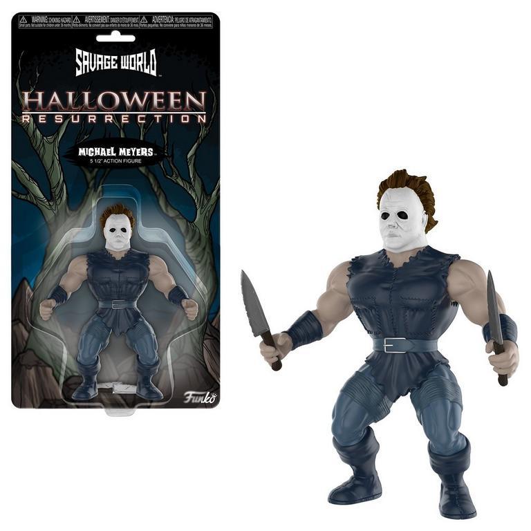 Savage World: Halloween - Michael Myers Action Figure