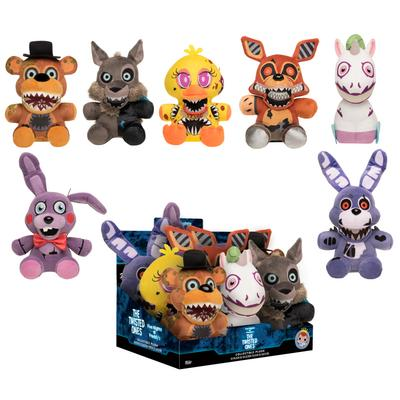 Five Nights at Freddy's The Twisted Ones Plush (Assortment)
