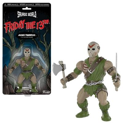 Savage World: Friday The 13th - Jason Voorhees Action Figure