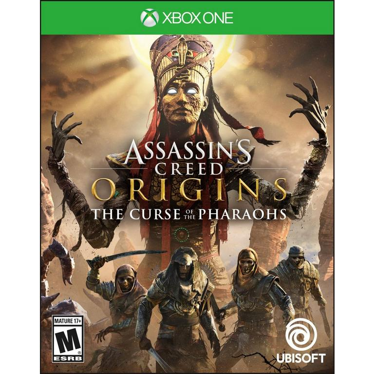 Assassin's Creed Origins - Curse of the Pharaohs