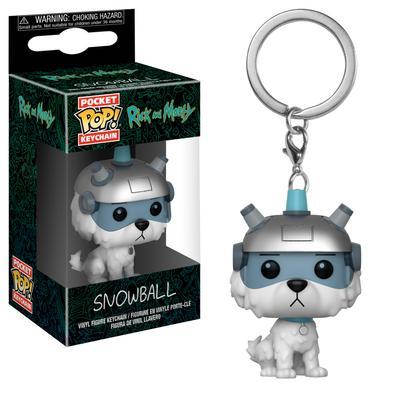 Pocket POP! Rick and Morrty - Snowball