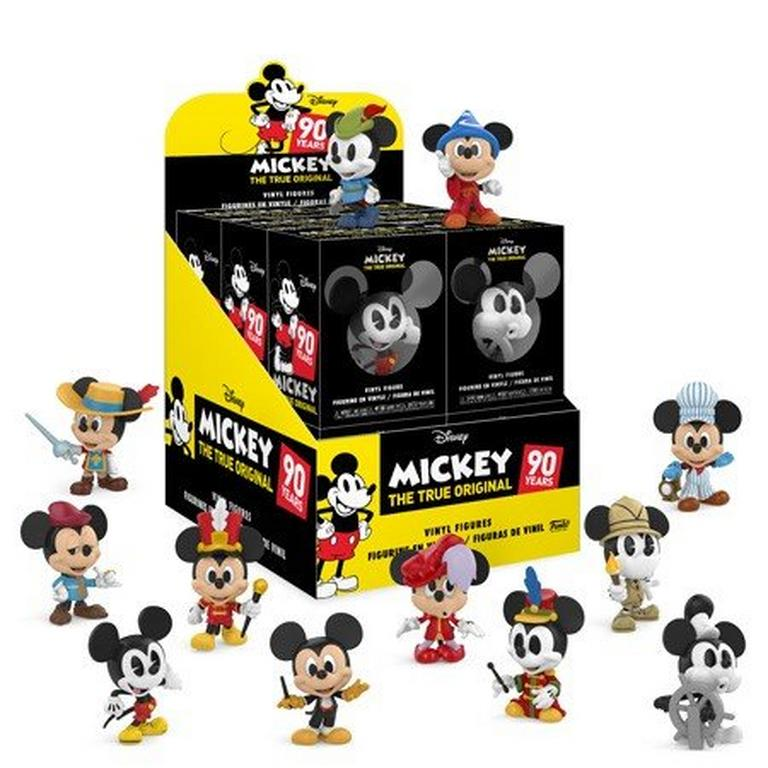 Mystery Minis: Disney Mickey 90 Years Blind Box Figure