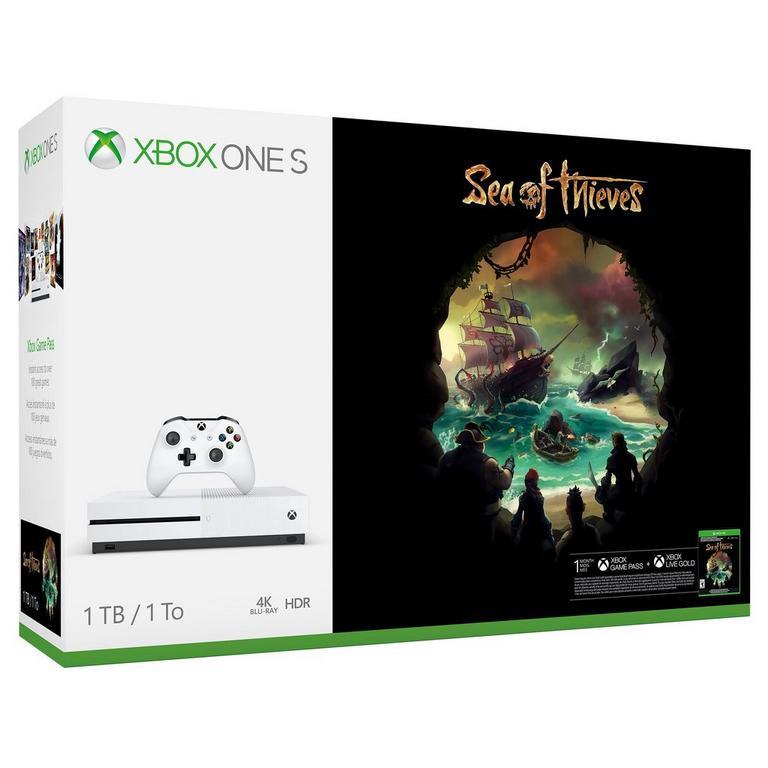 Xbox One S Sea of Thieves Digital Bundle 1TB