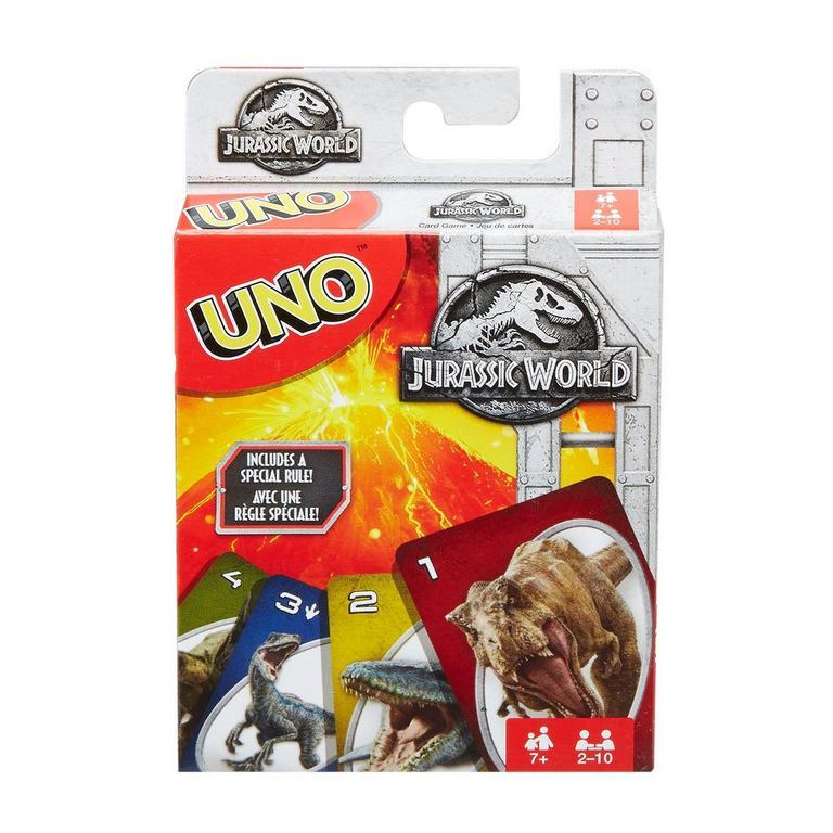 UNO Jurassic World Edition