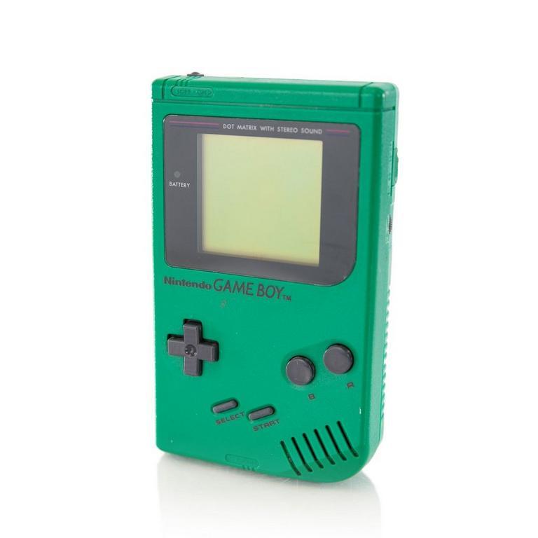 Game Boy Green GameStop Premium Refurbished