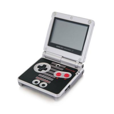 Nintendo Game Boy Advance SP - Spongebob Edition (GameStop Premium Refurbished)