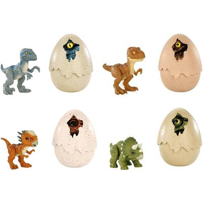 Jurassic World: Hatch N Play Dinos Figure