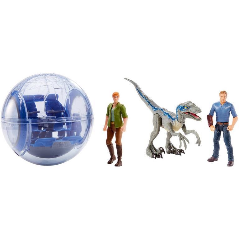 Jurassic World Story Pack Action Figure (Assortment)