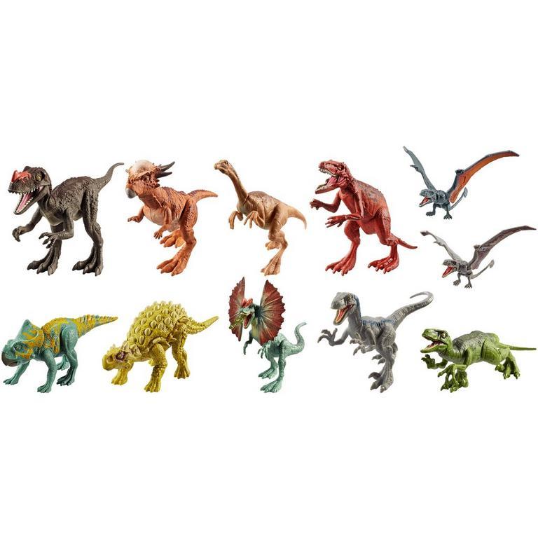 Jurassic World Attack Pack Action Figure (Assortment)