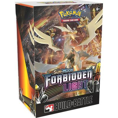 Pokemon Trading Card Game: Sun and Moon Forbidden Light Build and Battle Box