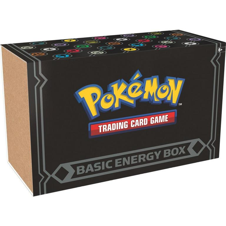 Pokemon Trading Card Game Basic Energy Box