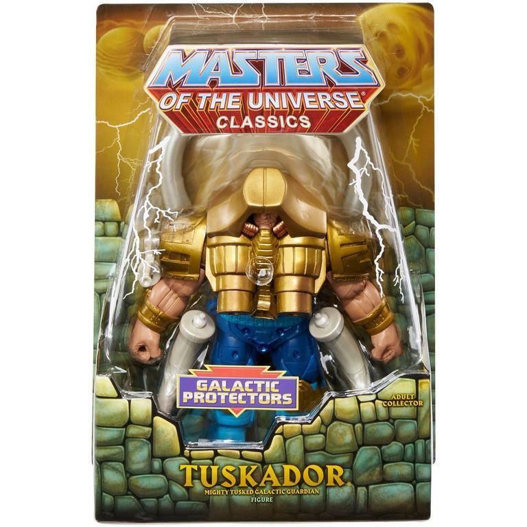 Masters of the Universe CollectorsTuskador Action Figure