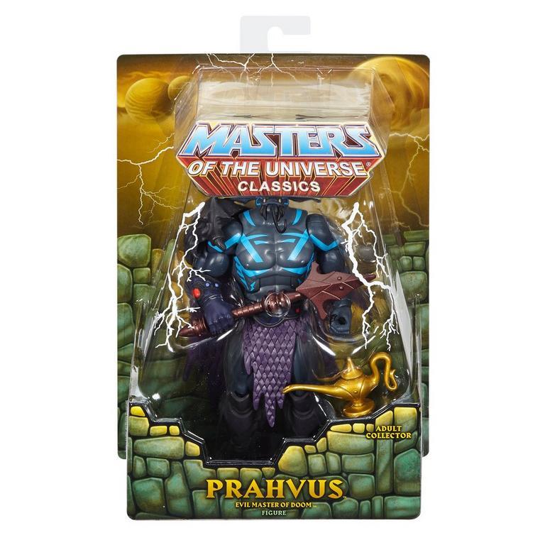 Masters of the Universe Classics Prahvus Action Figure