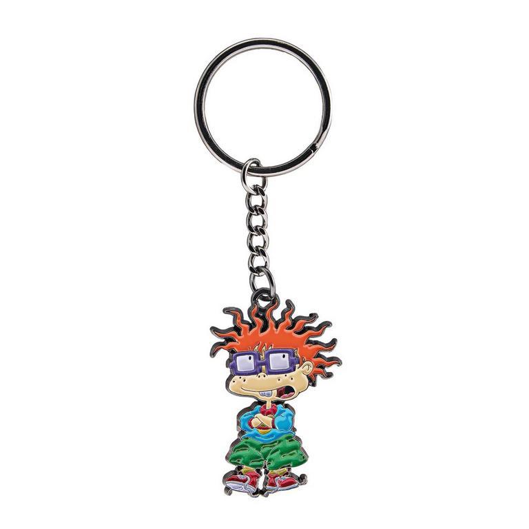 Rugrats Chuckie Keychain