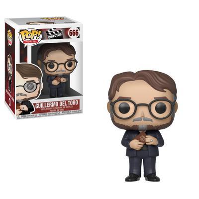 POP! Movies: Directors - Guillermo del Toro