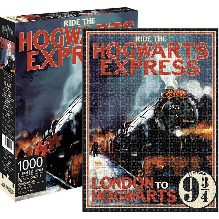Harry Potter Hogwarts Express 1000pc Puzzle