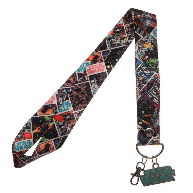 Star Wars Wide Lanyard