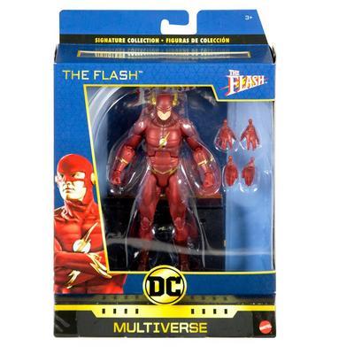 DC Comics Multiverse Signature Collection The Flash Figure
