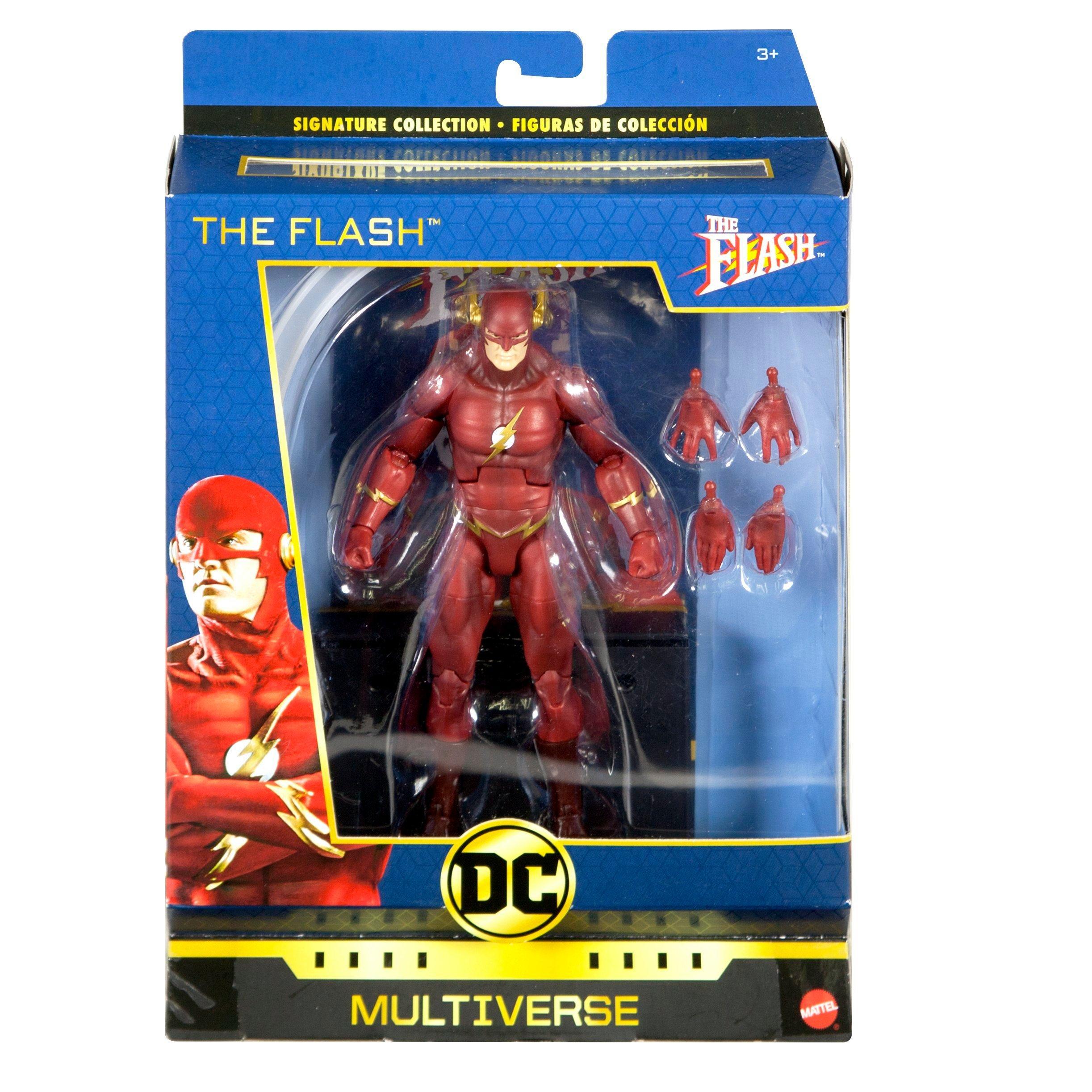 DC Comics The Flash Season 3 The Flash Action Figure