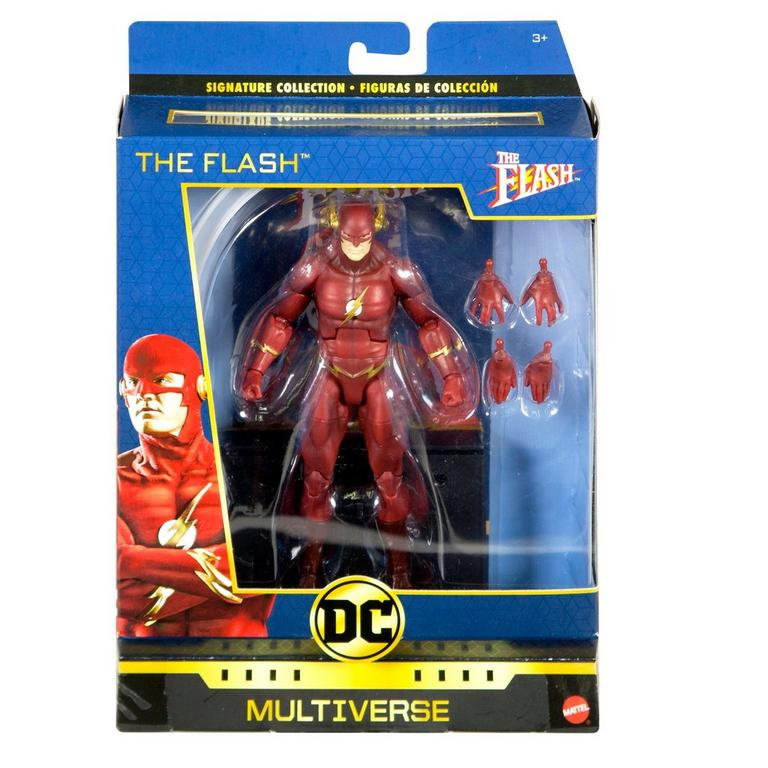 The Flash DC Comics Multiverse Signature Collection Action Figure
