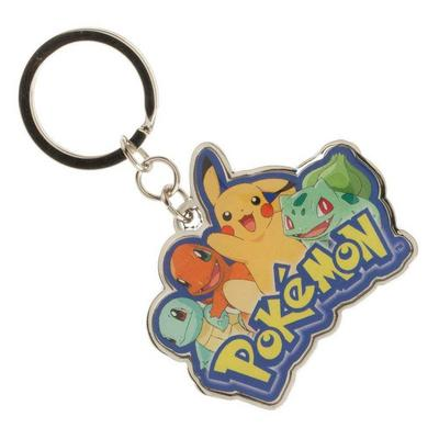 Pokemon Character Keychain