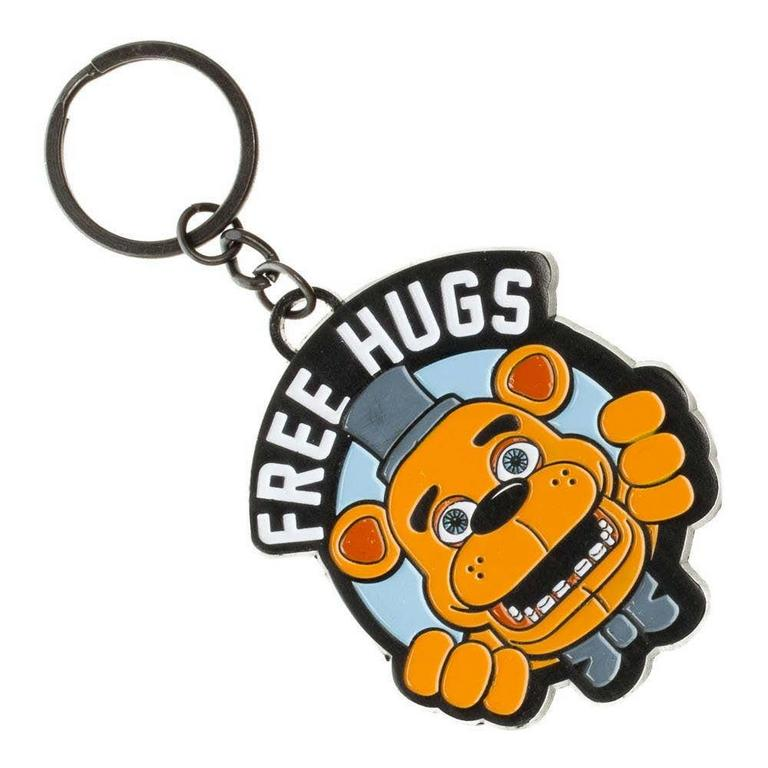 Five Nights at Freddy's Keychain
