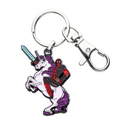 Deadpool Unicorn Keychain