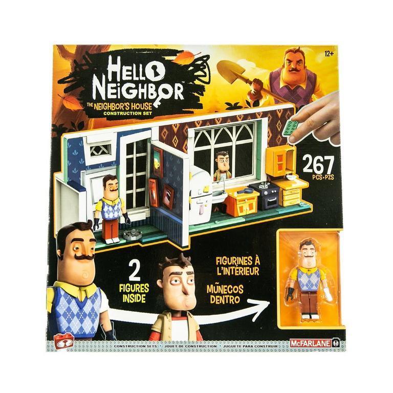 Hello Neighbor House Construction Set