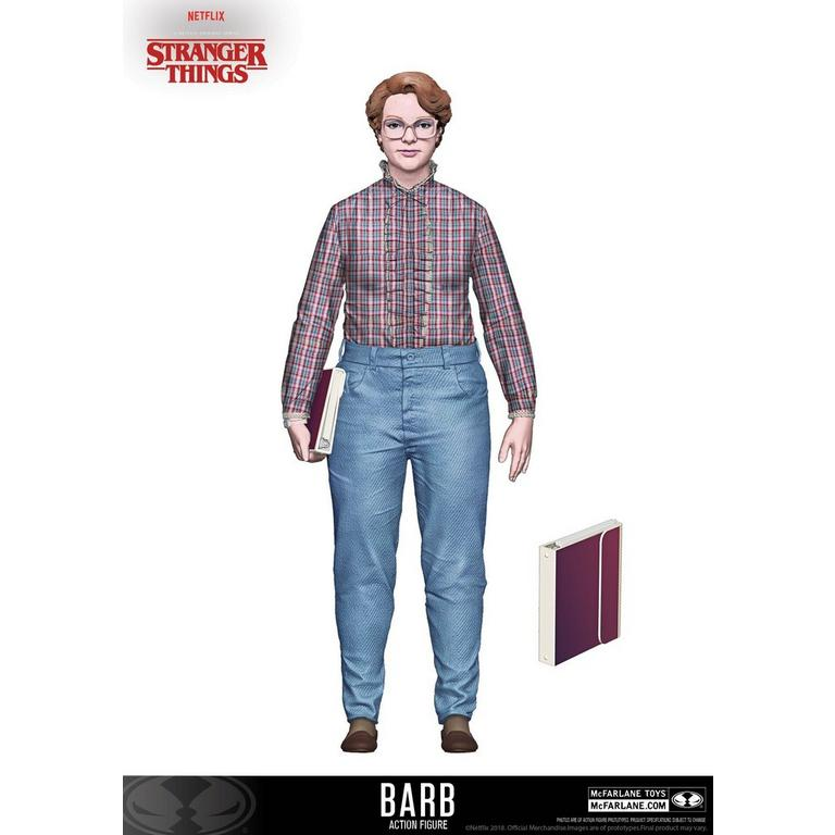 Stranger Things Barb Action Figure Only at GameStop