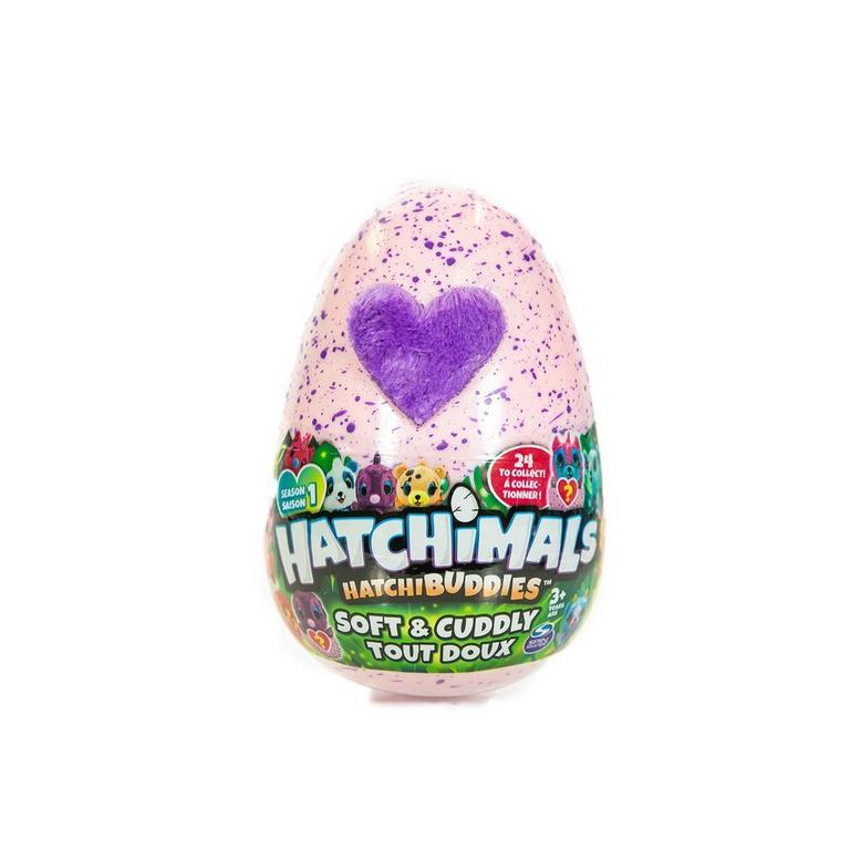 Hatchimals Season 1 HatchiBuddies Blind Egg Plush