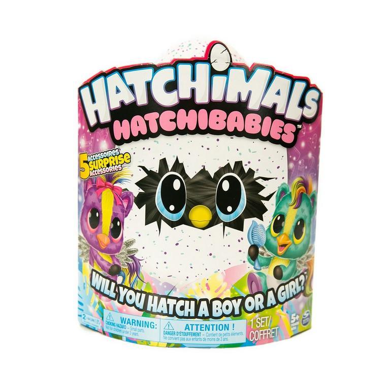 Hatchimals Hatchibabies Ponette