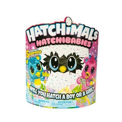 Hatchimal Hatchibabies Cheetree