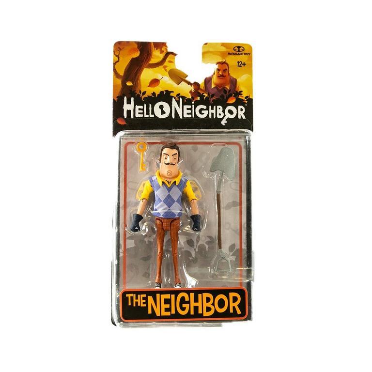 Hello Neighbor The Neighbor Action Figure