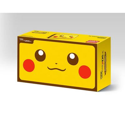 New Nintendo 2DS XL Pikachu Edition GameStop Refurbished