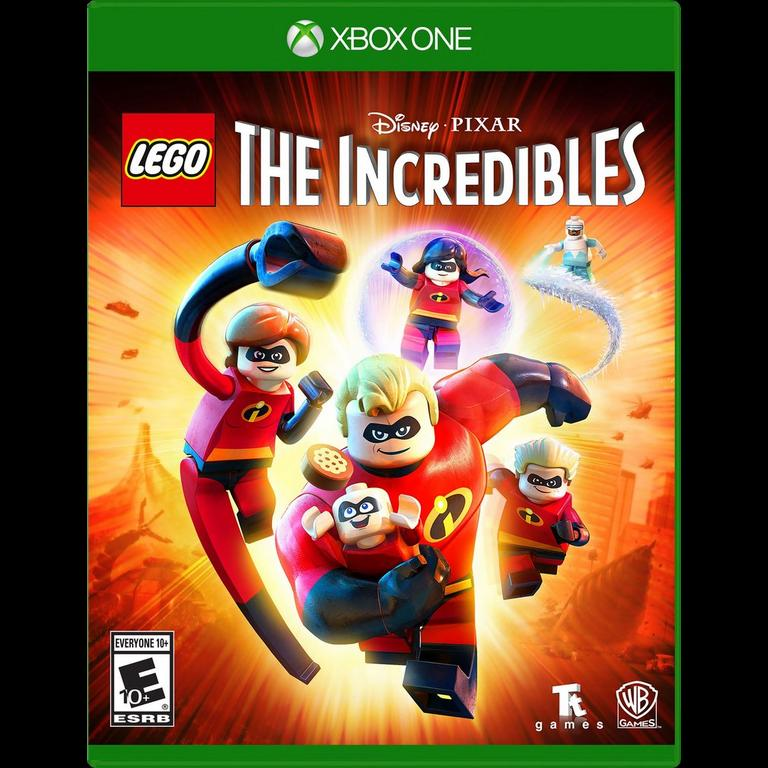 Lego The Incredibles Xbox One Gamestop