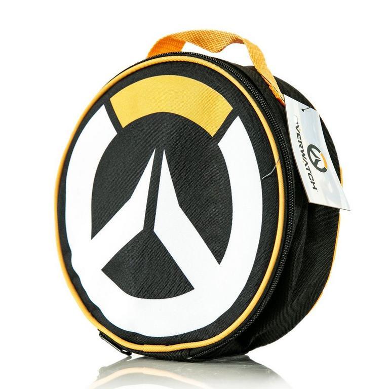 Overwatch Logo Lunch Box