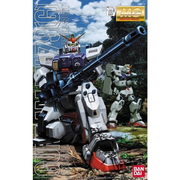 MG 1/100 Gundam Ground Type