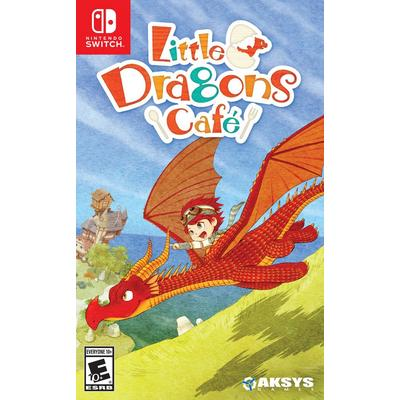 Little Dragons Cafe Limited Edition