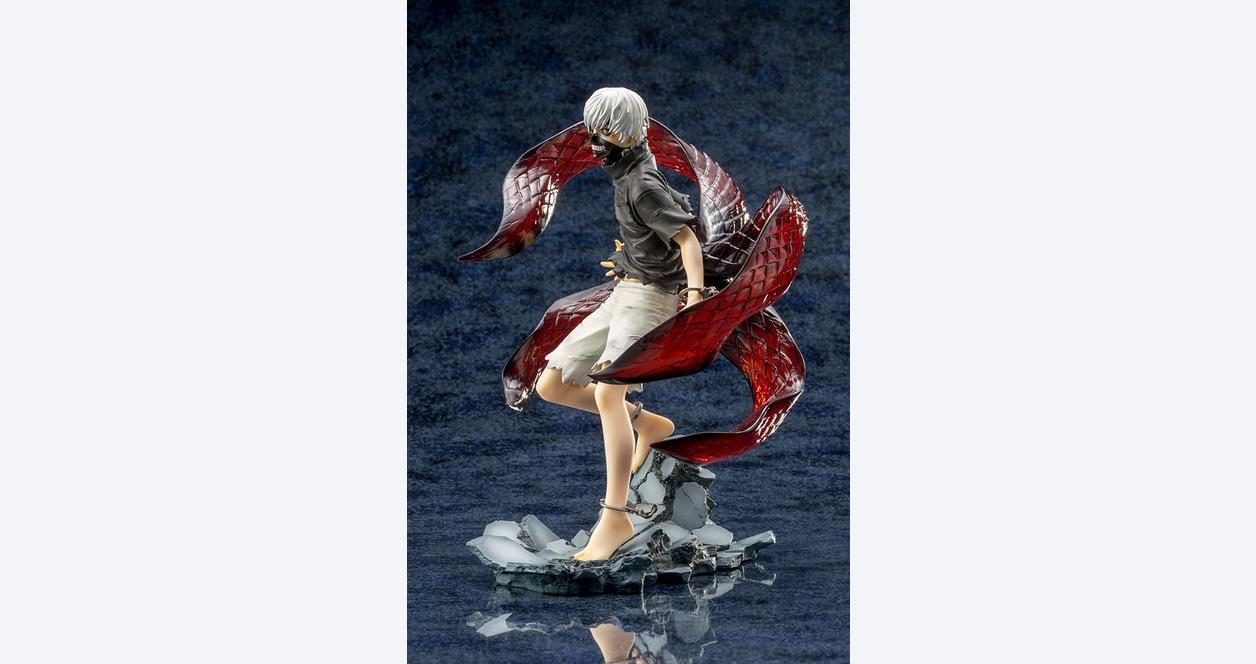 Tokyo Ghoul Ken Kaneki ArtFX J Statue