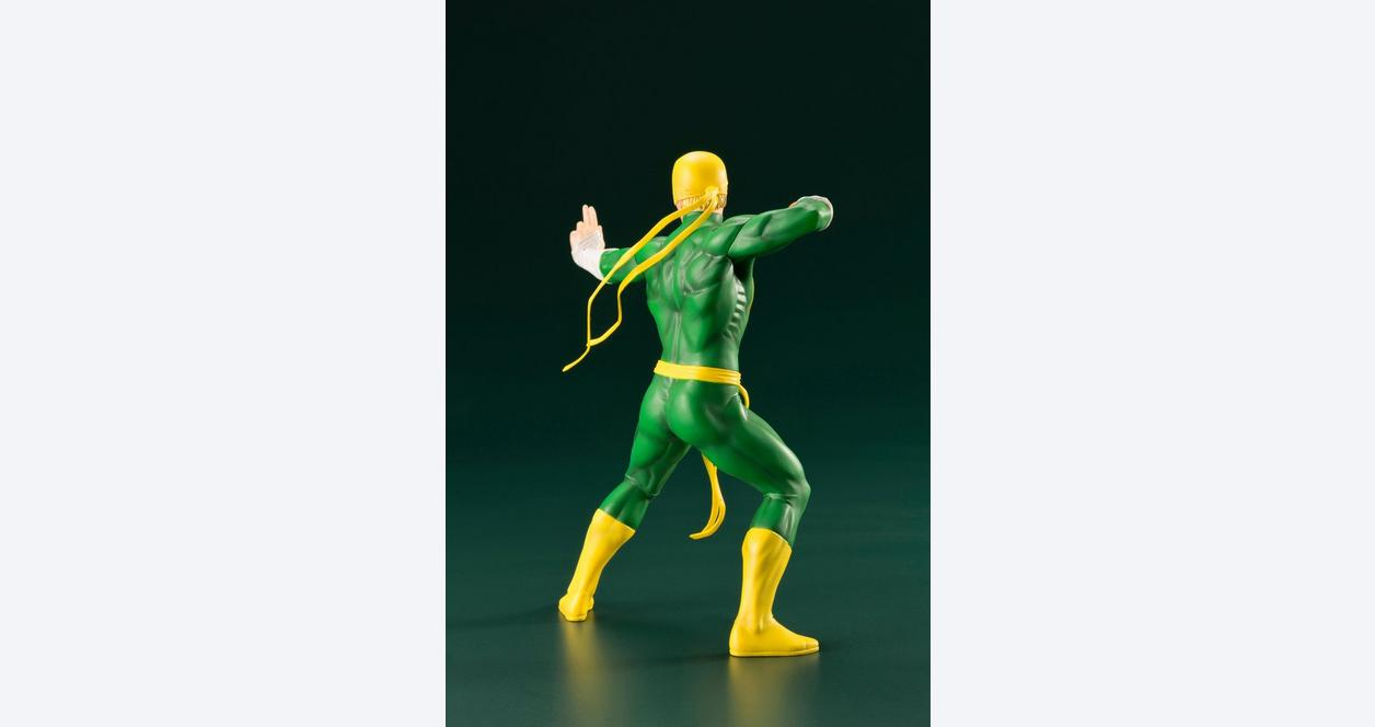 The Defenders Iron Fist ArtFX Statue