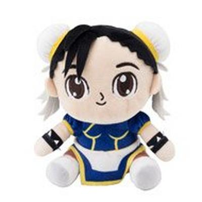Street Fighter Chun-Li Plush
