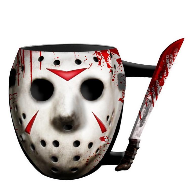 Jason Mask Mug