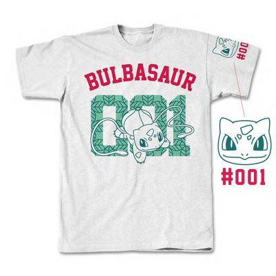 Pokemon Bulbasaur Super T-Shirt