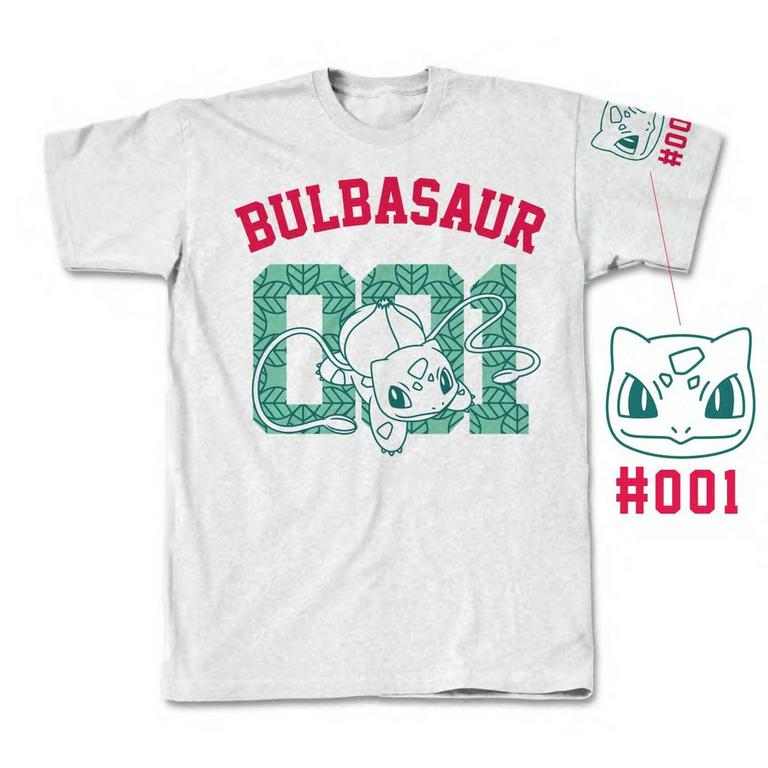 Pokemon Bulbasaur Super T-Shirt